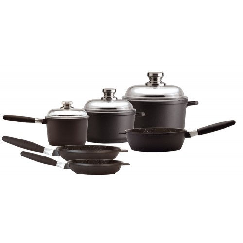Chefs Set Ceramic Cookware Sets Eurocast Usa