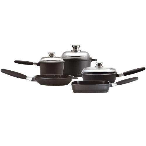 Family Set Ceramic Cookware Sets Eurocast Usa
