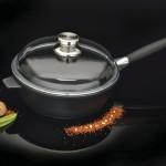 """EuroCAST 10"""" High-Sided Gourmet Pan"""
