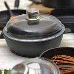 EuroCAST 3 Quart Sauce Pan